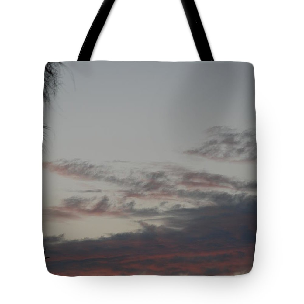 Sunset Tote Bag featuring the photograph The Sunset by Rob Hans