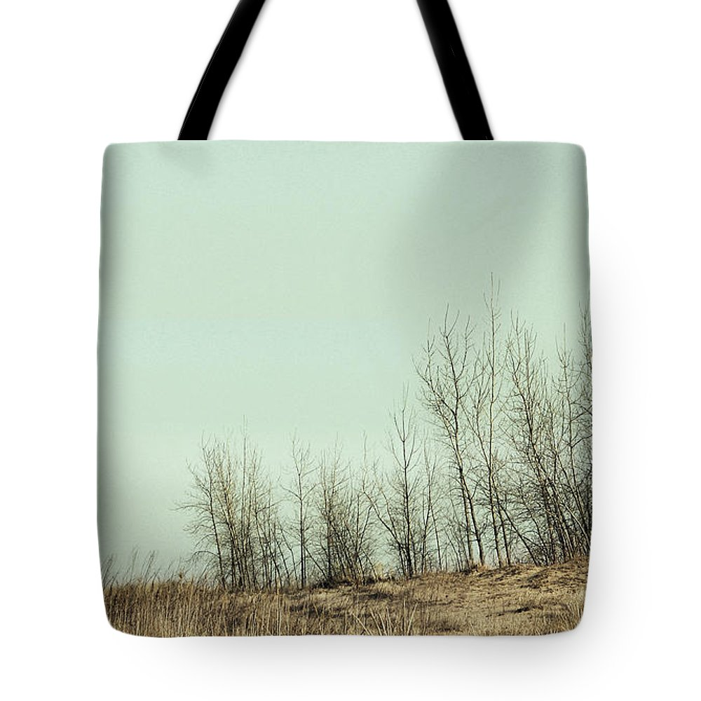 Trees Tote Bag featuring the photograph The Things We Should Have Done To End Up Somewhere Else by Dana DiPasquale