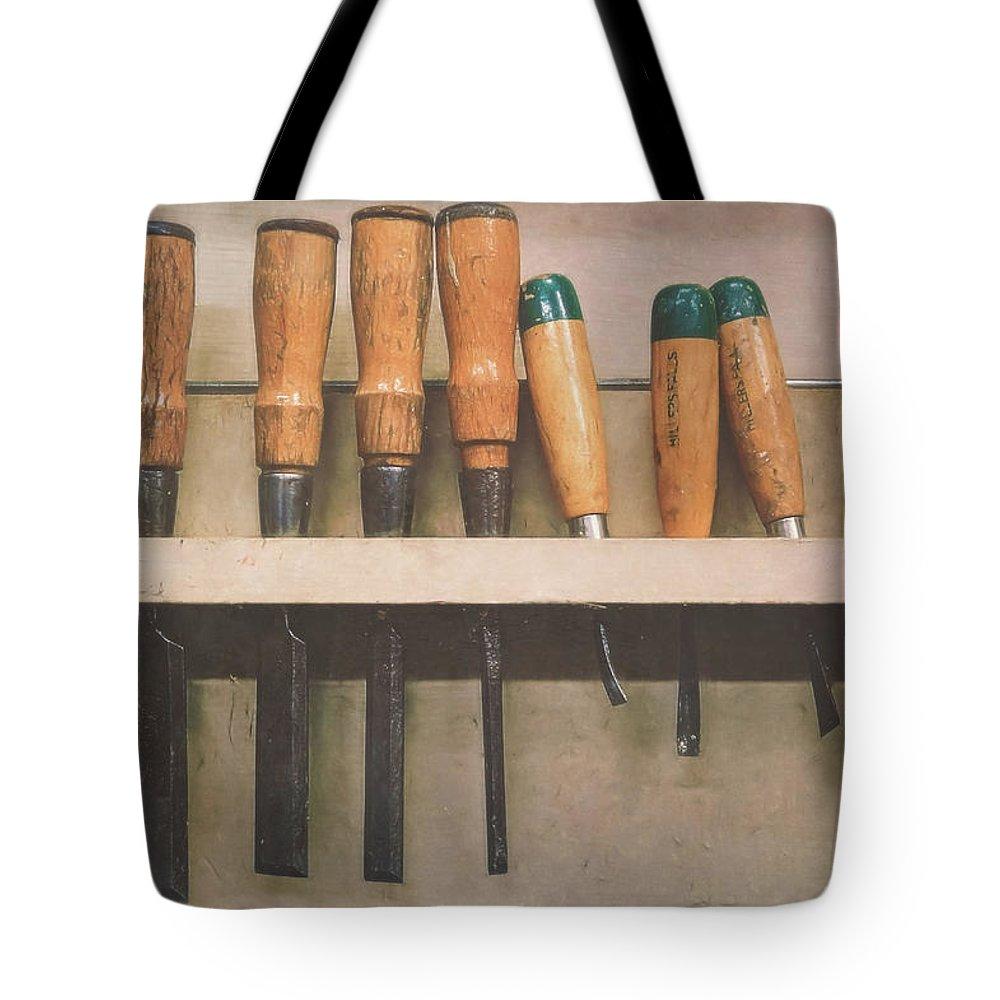 Shelves Photographs Tote Bags