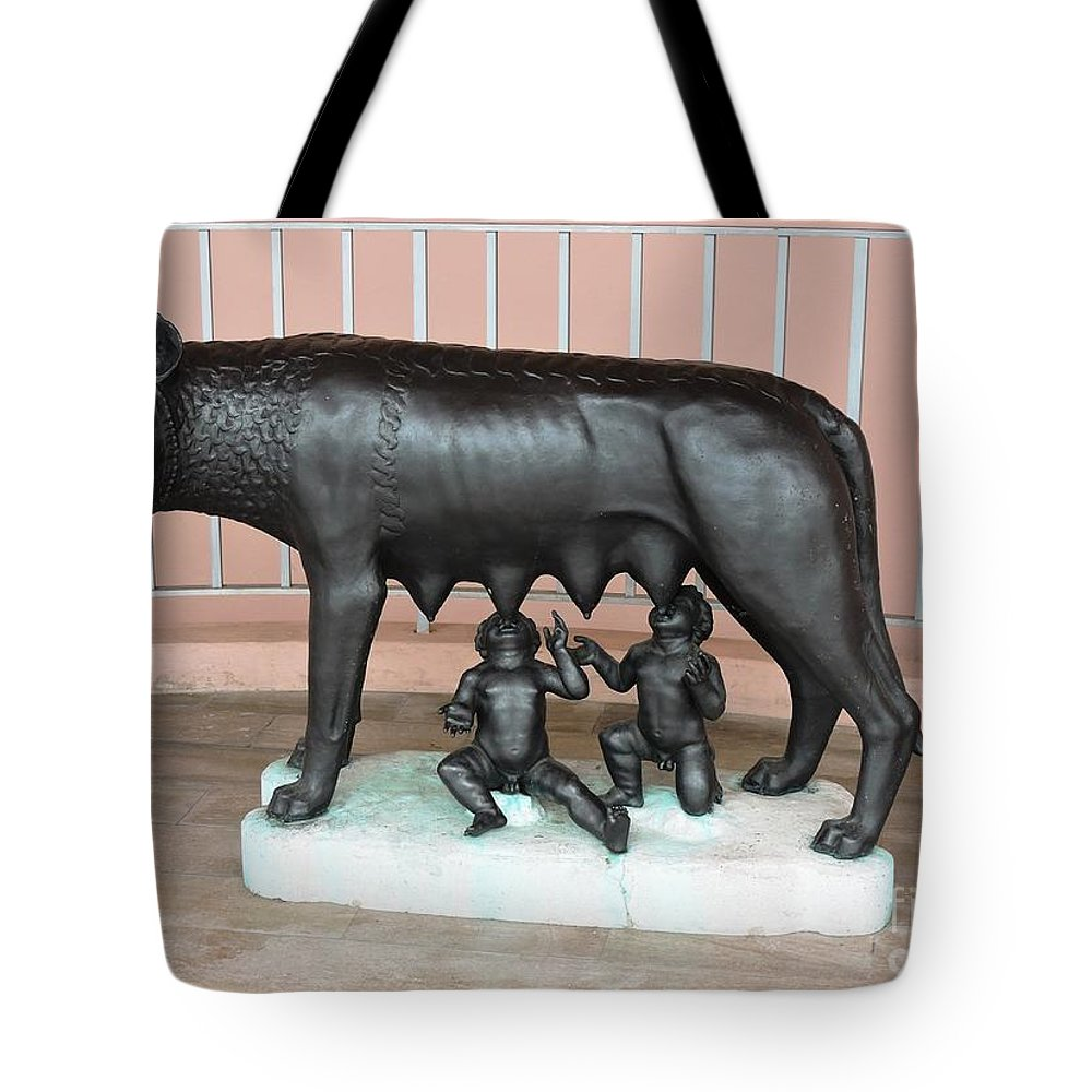 Twins Tote Bag featuring the photograph The Twins by Beth Williams