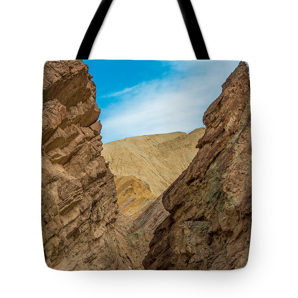 Walls Tote Bag featuring the photograph The Walls by Stephen Whalen