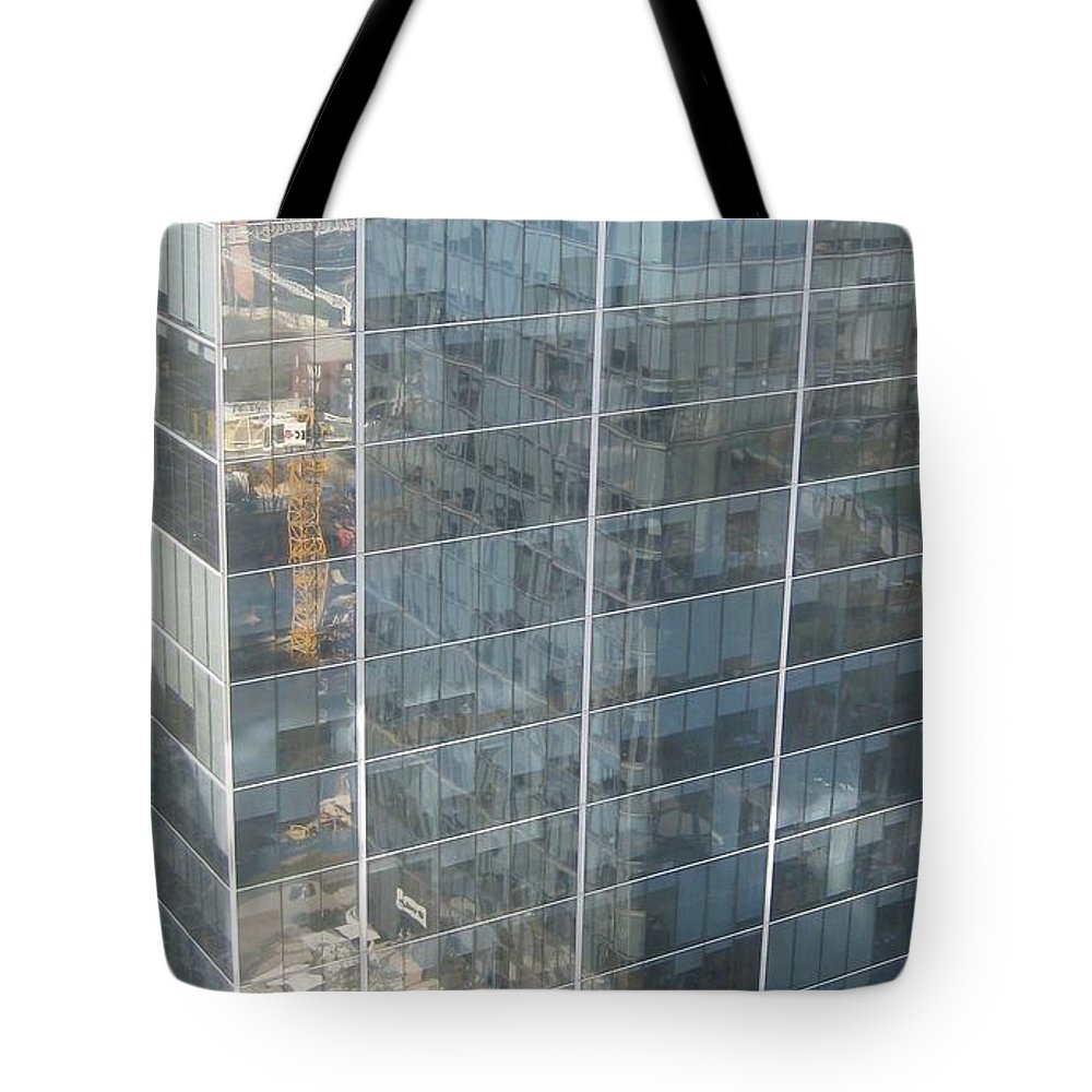 Nature Tote Bag featuring the drawing The Whole World Inside This Glass by Robert Margetts