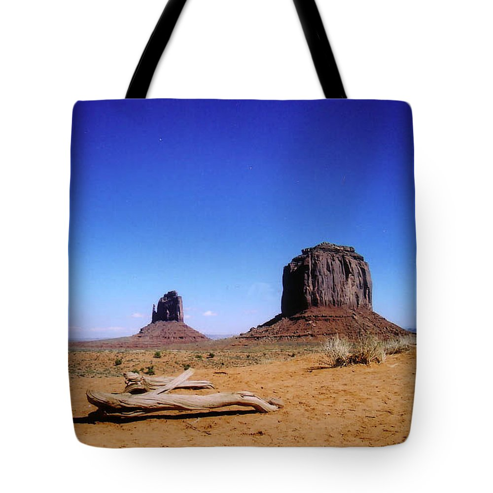 Landscape Tote Bag featuring the photograph The Wind Of Time by Cathy Franklin