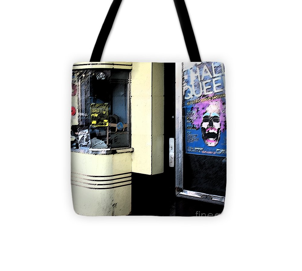 Theatre Tote Bag featuring the photograph Theatre by Gary Everson