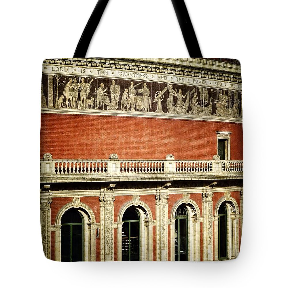 Uk Tote Bag featuring the photograph Thine O Lord by Douglas Stratton