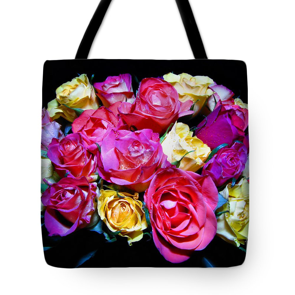 Roses Tote Bag featuring the photograph Thirty Six 2 by September Stone