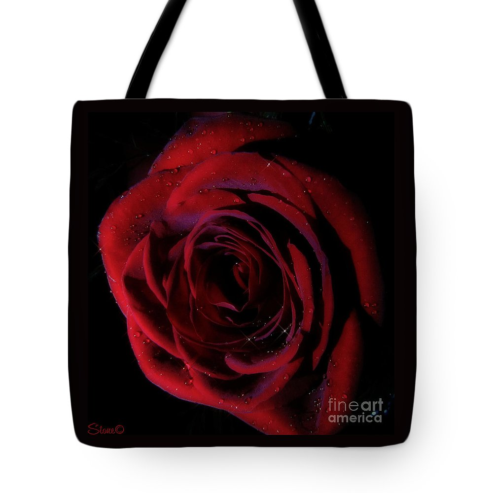 Rose Tote Bag featuring the photograph Thirty Six 3 by September Stone
