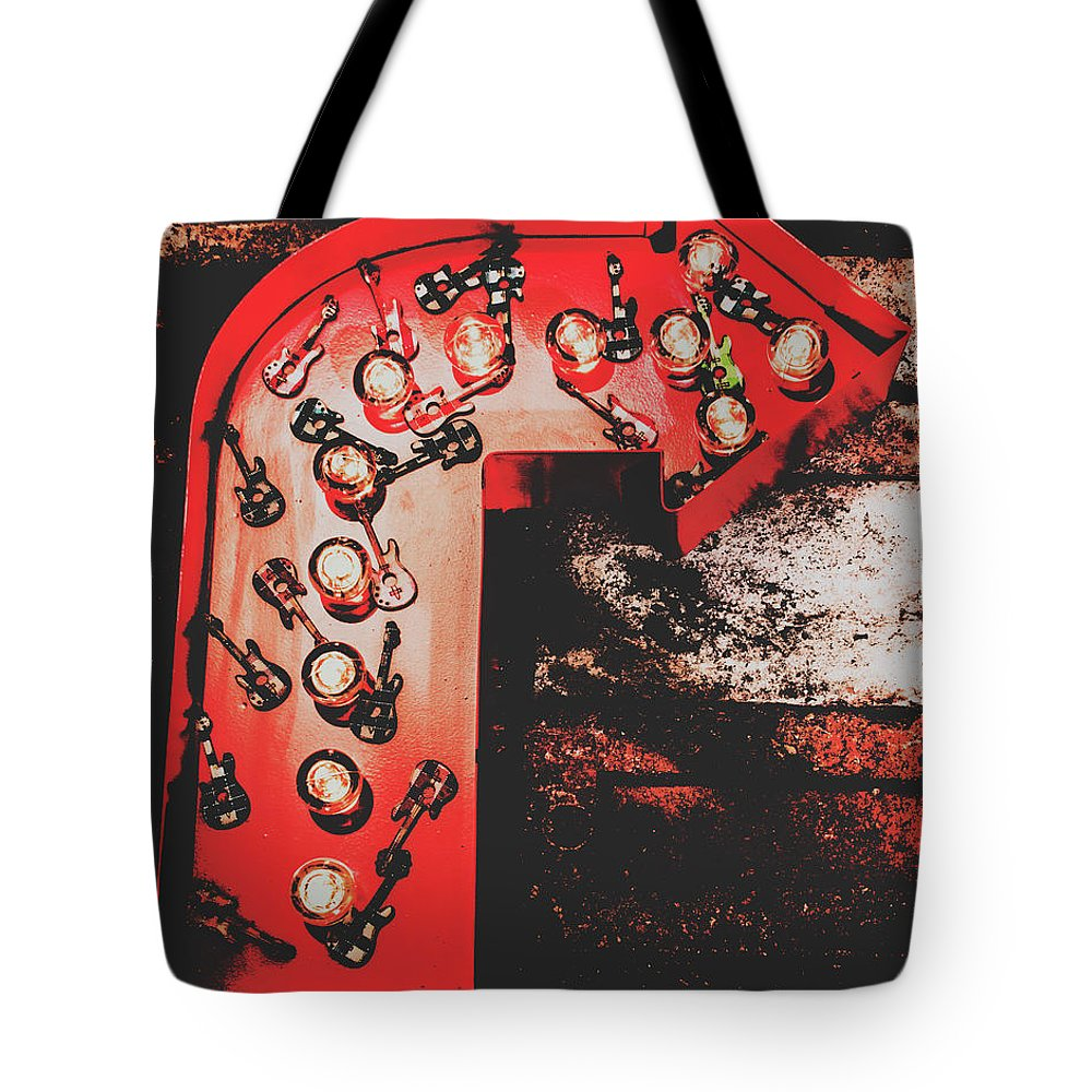 Roll Photographs Tote Bags