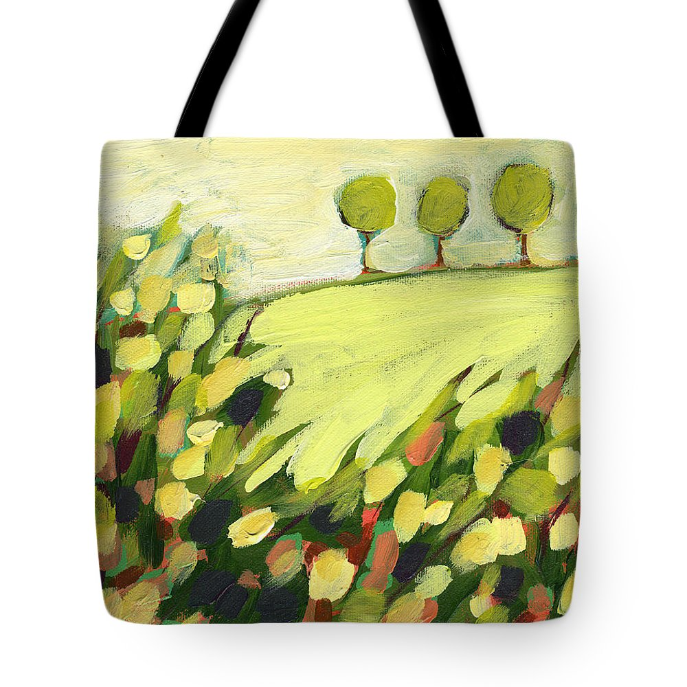 Modern Paintings Tote Bags