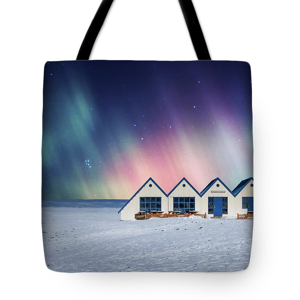 Kremsdorf Tote Bag featuring the photograph Time For Miracles by Evelina Kremsdorf