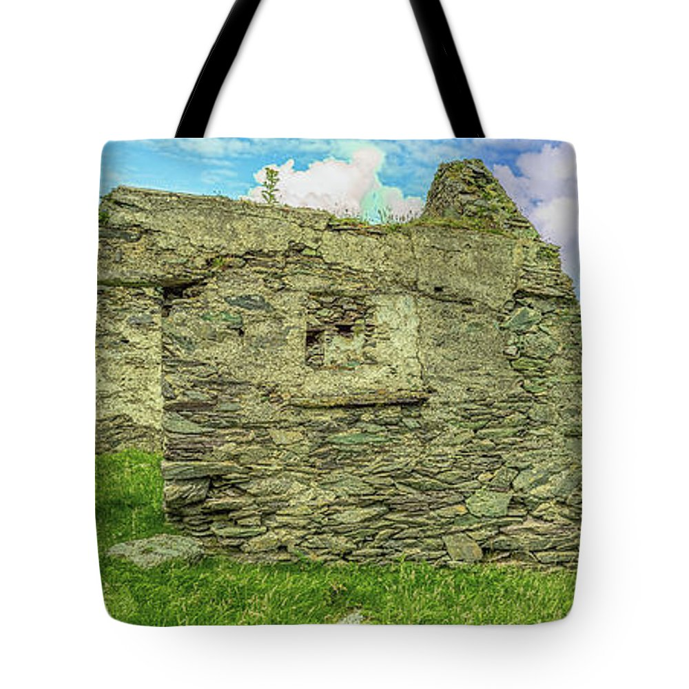 Time Passed Tote Bag featuring the photograph Time Passed #h4 by Leif Sohlman