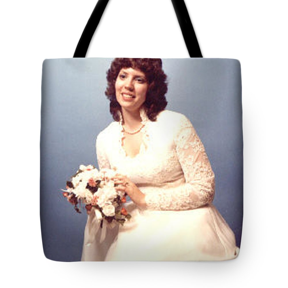 Portrait Tote Bag featuring the photograph Timeless by John Graziani