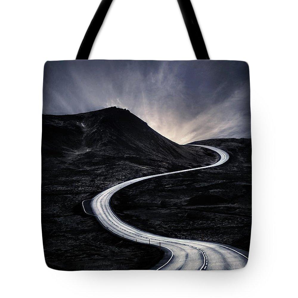 Reykjanes Tote Bags