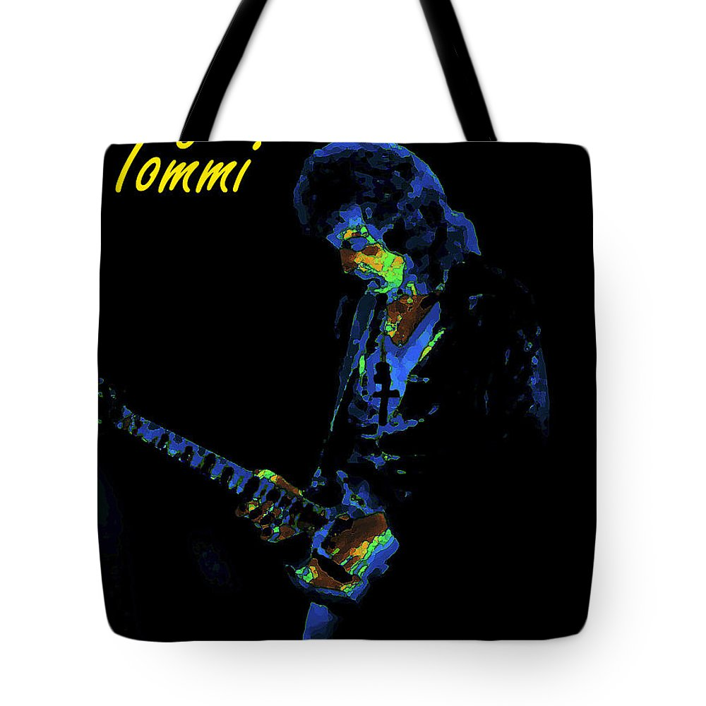 Black Sabbath Tote Bag featuring the photograph Into The Cosmic Void by Ben Upham