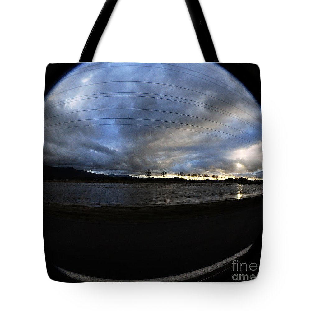 Clay Tote Bag featuring the photograph Too Much Rain by Clayton Bruster