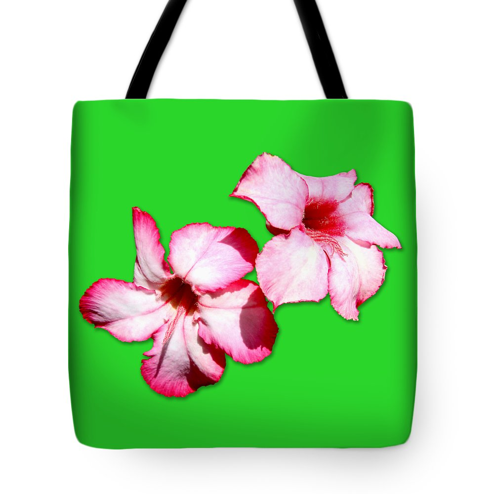 Pink Tote Bag featuring the photograph Too Pink by Bob Slitzan