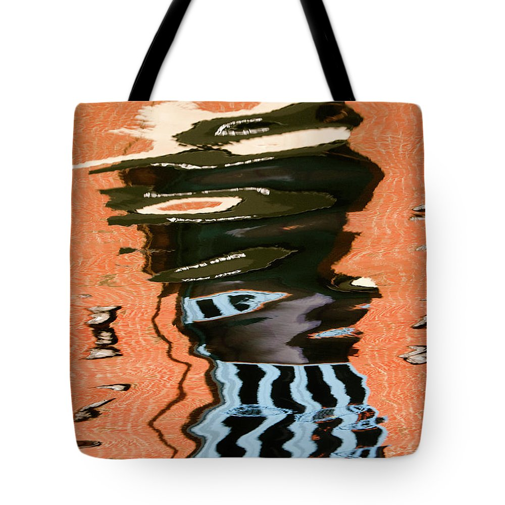 Totem Tote Bag featuring the photograph Totem by Mary-Ella Bowles