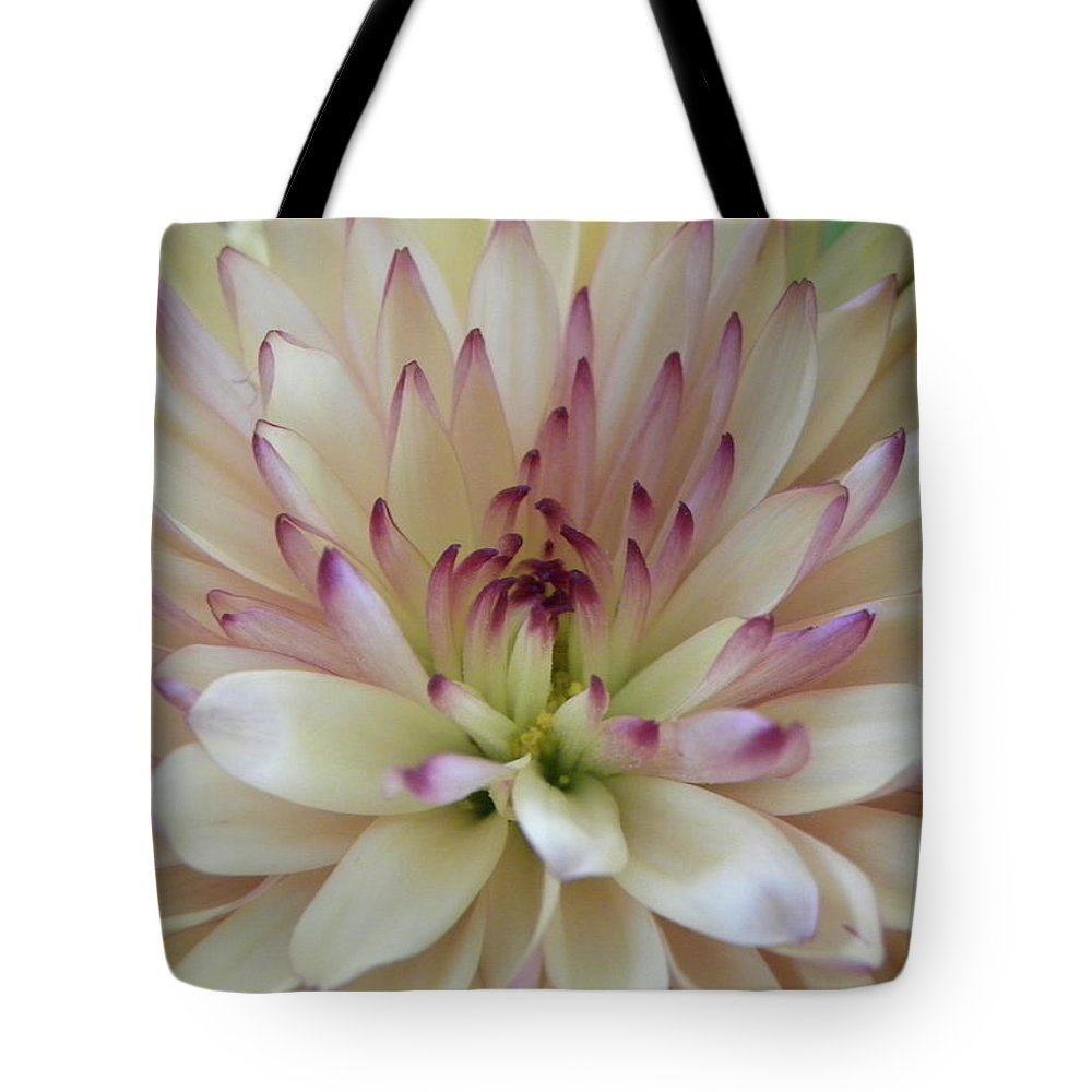 Nature Tote Bag featuring the photograph Touch Of Pink by Shannon Turek