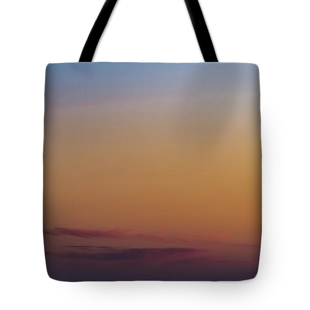 Chicago Tote Bag featuring the photograph Tower Tops by David Berg