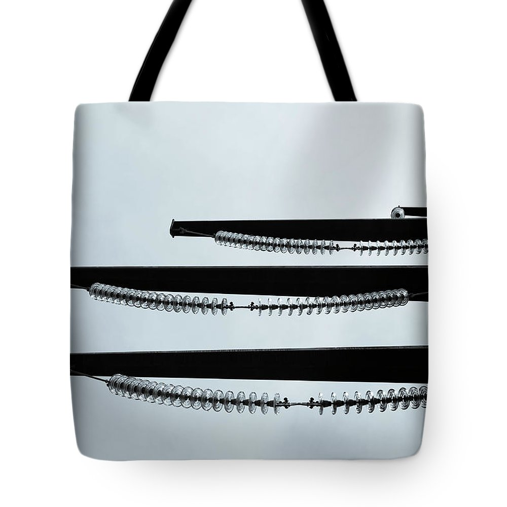 Tower Tote Bag featuring the photograph Towers As Art by By Way of Karma