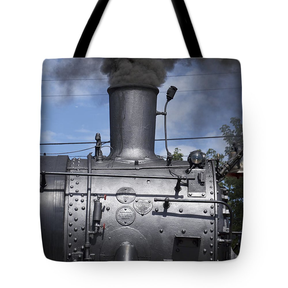 Trains Steam Engine 1630 Boiler Plates Vertical Tote Bag for Sale by ...