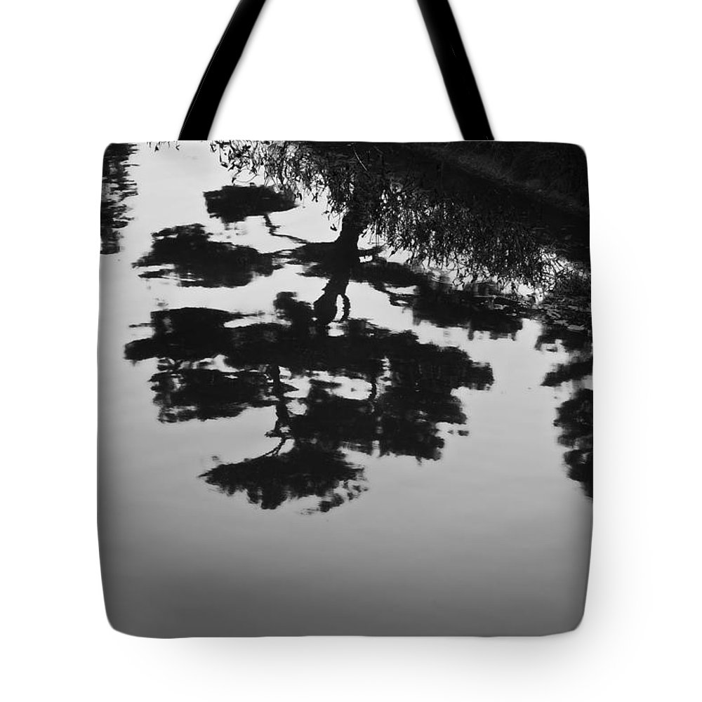 Tranquility Tote Bag featuring the photograph Tranquility II by John Hansen