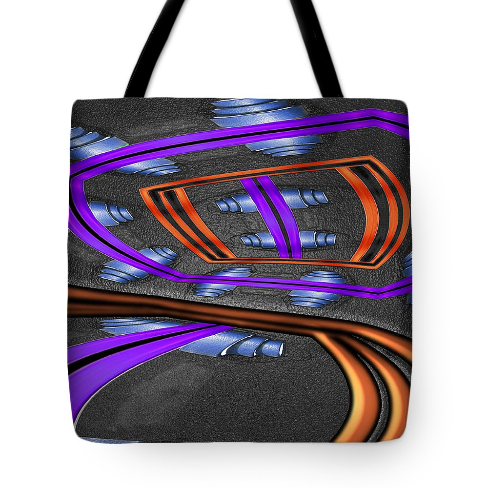 Photography Tote Bag featuring the photograph Transformer by Paul Wear