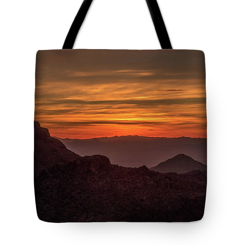 Oatman Az Tote Bag featuring the photograph Transition by Emilio Pasquale