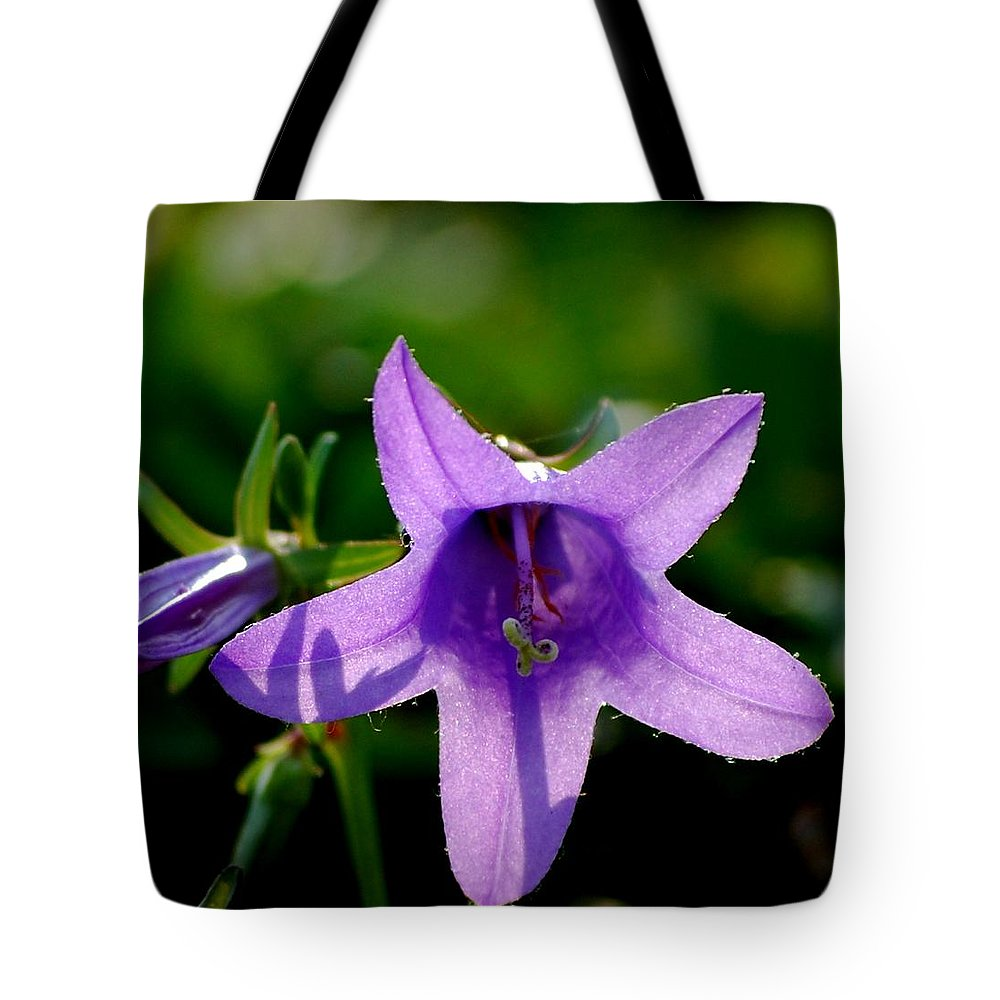 Digital Photography Tote Bag featuring the digital art Translucent by David Lane
