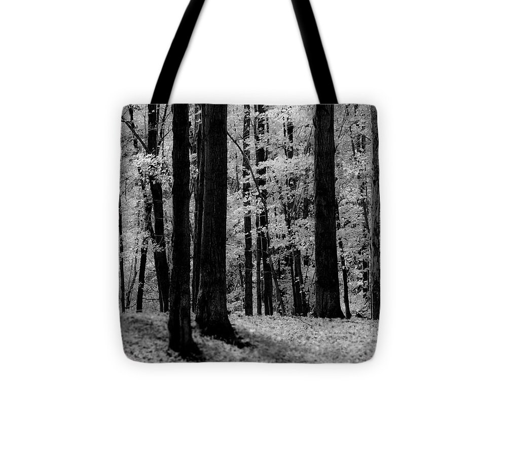 Trees Tote Bag featuring the photograph Trees #2 by John Stuart