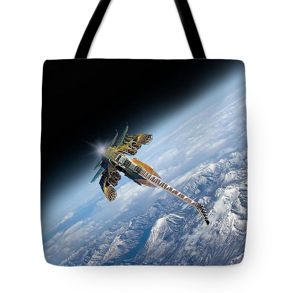 8e4f99fd7 Tribute To Brad Delp Tote Bag for Sale by Skipper Elliott Memmott