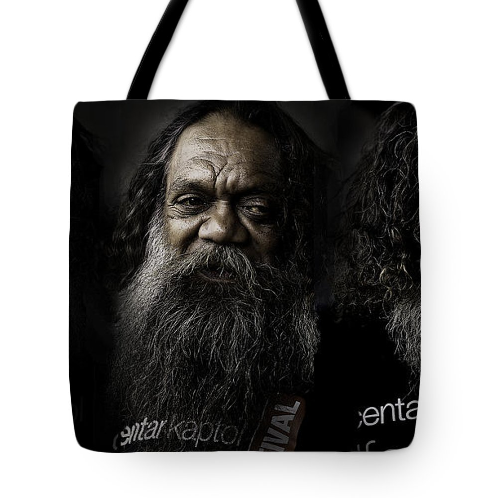 Triptych Tote Bag featuring the photograph Triptych Of Cedric by Sheila Smart Fine Art Photography