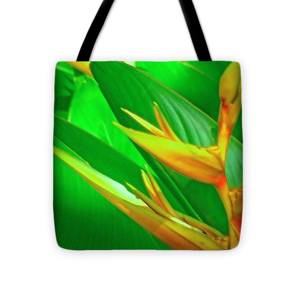 Hawaii Tote Bag featuring the photograph Tropical Day Dream by James Temple