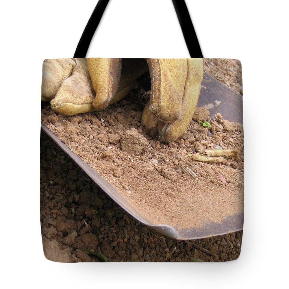 Photography Tote Bag featuring the photograph True Work by Dawn Marshall