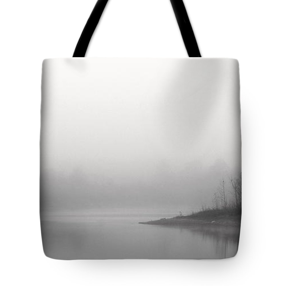 Tuesday Morning Tote Bag featuring the photograph Tuesday Morning by Ed Smith