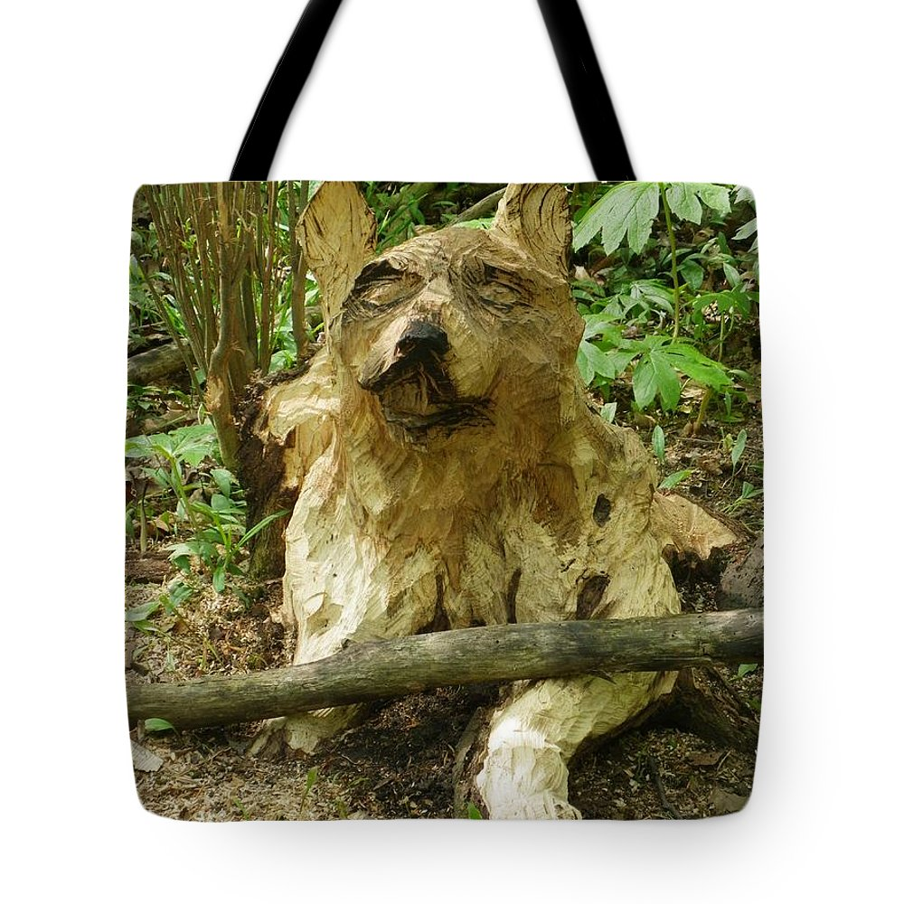 Heartland Forest Tote Bag featuring the photograph Turk by Peggy King