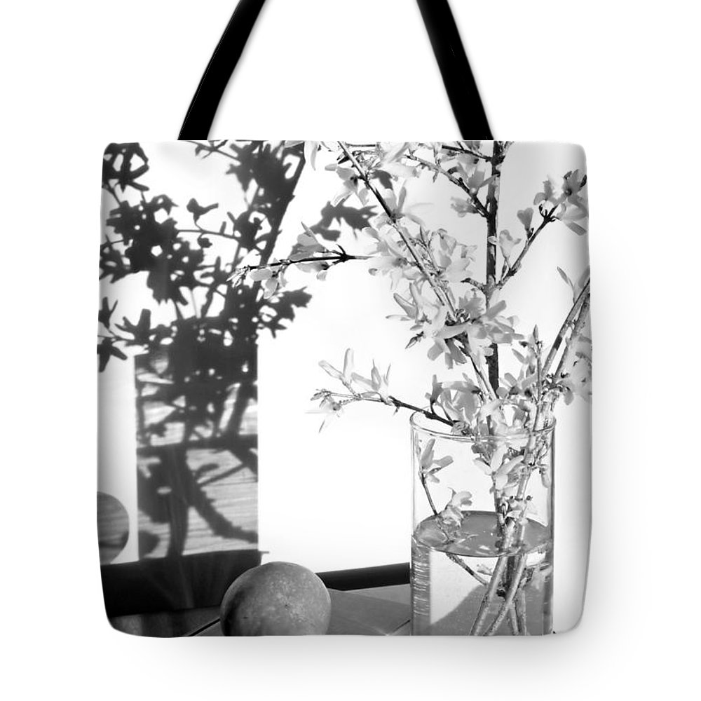 Twin Faces Tote Bag featuring the photograph Twin Faces by Diana Angstadt