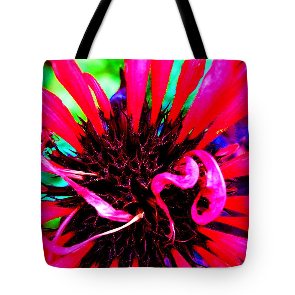 Twist Tote Bag featuring the photograph Twist by Kimmary MacLean