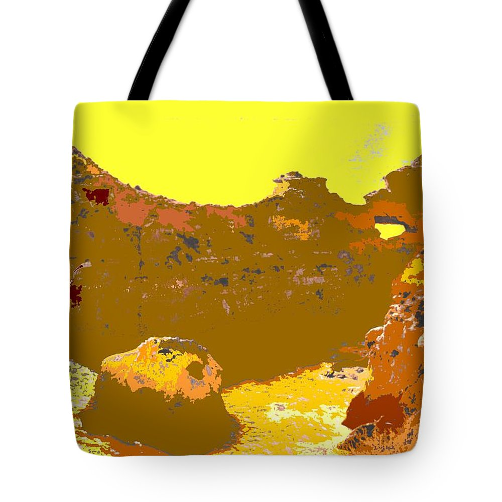 Mediterranean Tote Bag featuring the photograph Under A Portugese Sun by Ian MacDonald
