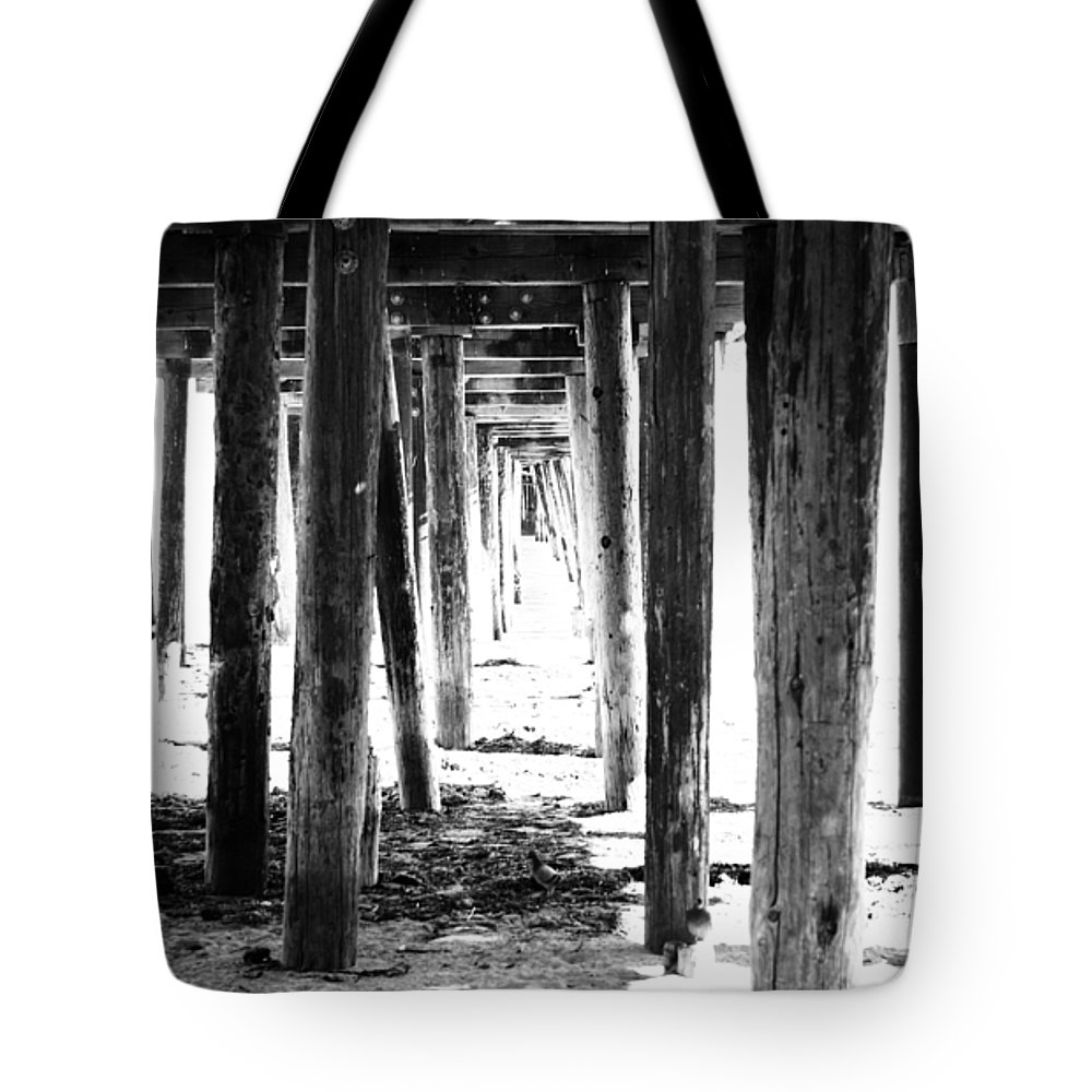 Boating Mixed Media Tote Bags