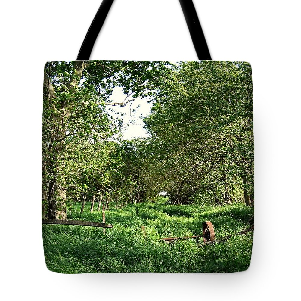 Nature Tote Bag featuring the photograph Undergrowth by Dylan Punke