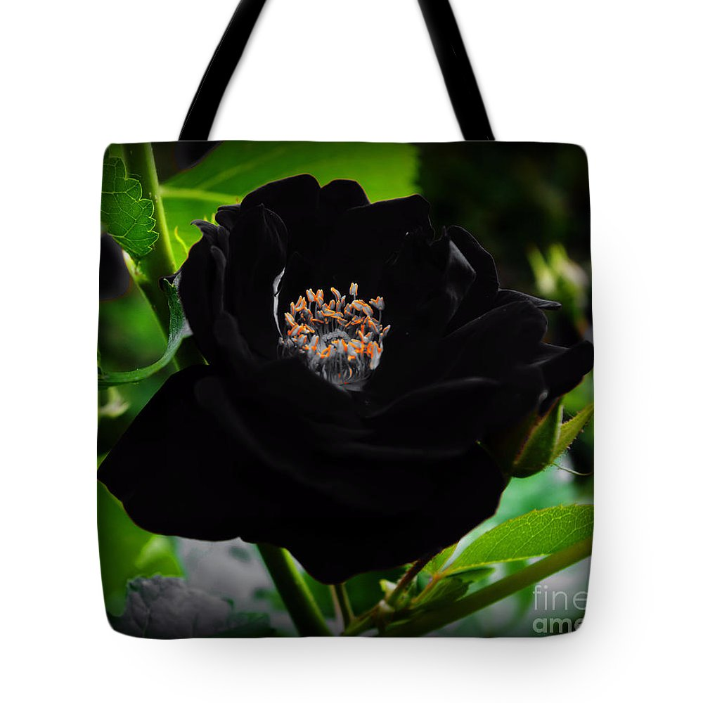 Rose Tote Bag featuring the photograph Unforgiving Kind by September Stone