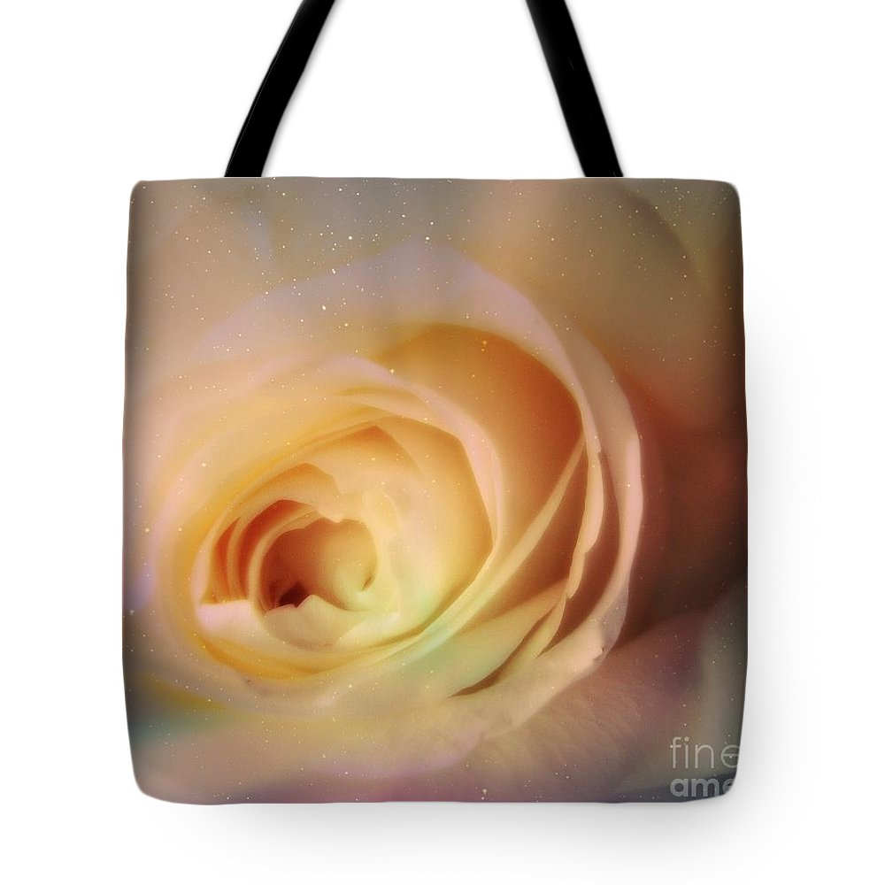 Love Tote Bag featuring the photograph Universal Rose by Kristine Nora