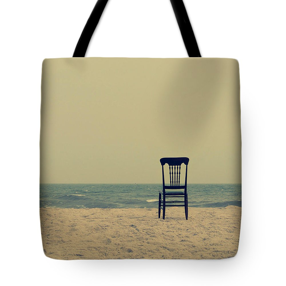 Ocean Tote Bag featuring the photograph Until Tomorrow And Tomorrow And Tomorrow by Dana DiPasquale