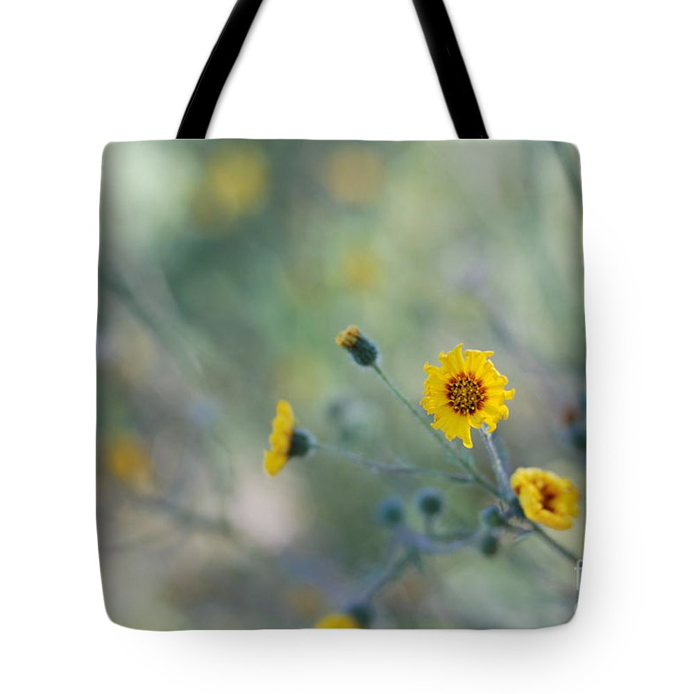 Flower Tote Bag featuring the photograph Untitled by Catherine Lau
