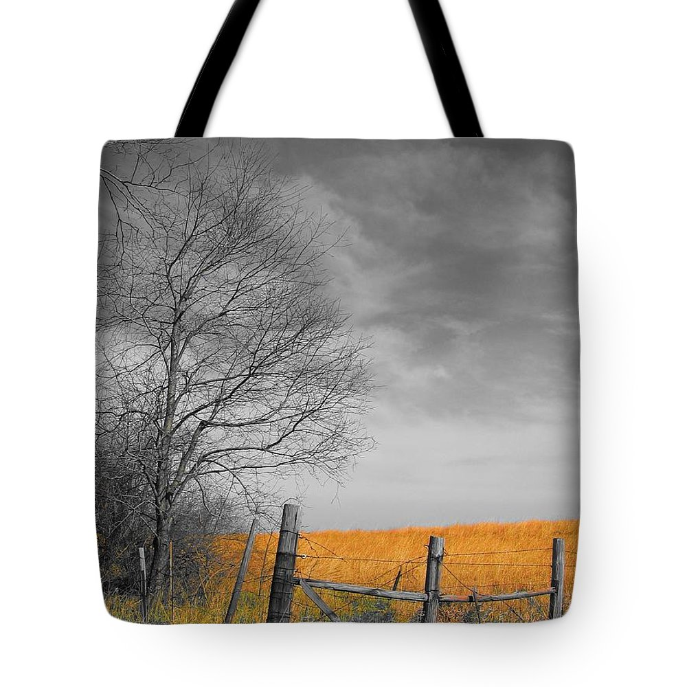 Landscape Tote Bag featuring the photograph Untitled by Dylan Punke