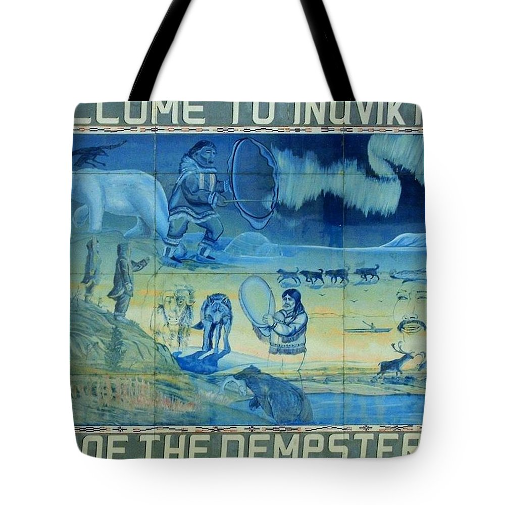 North America Tote Bag featuring the photograph Up North ... by Juergen Weiss