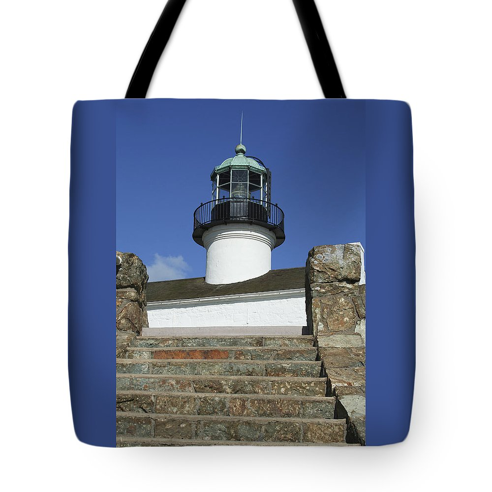 Bay Tote Bag featuring the photograph Up To The Light by Margie Wildblood