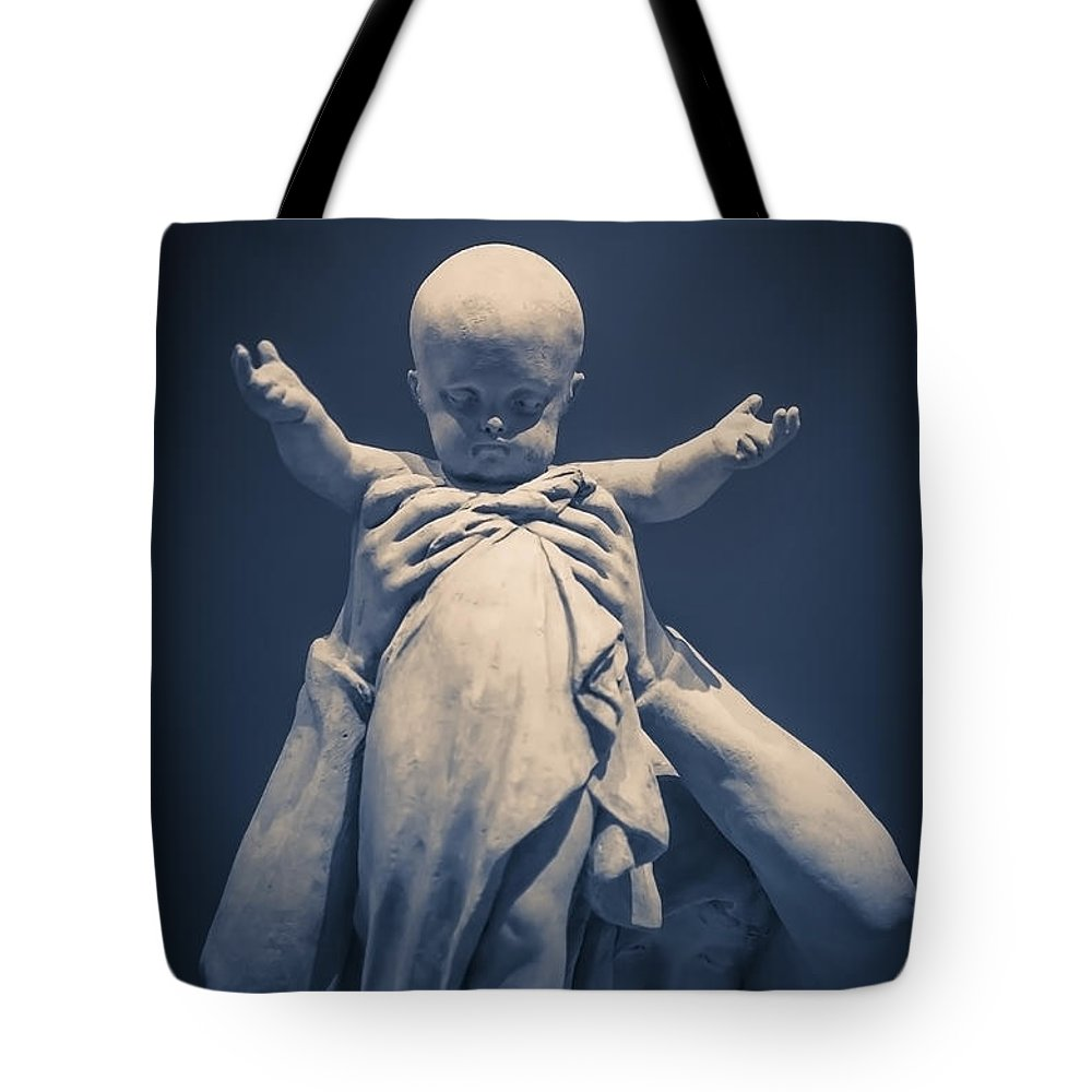 Baby Tote Bag featuring the photograph Uplifting by Edward Fielding