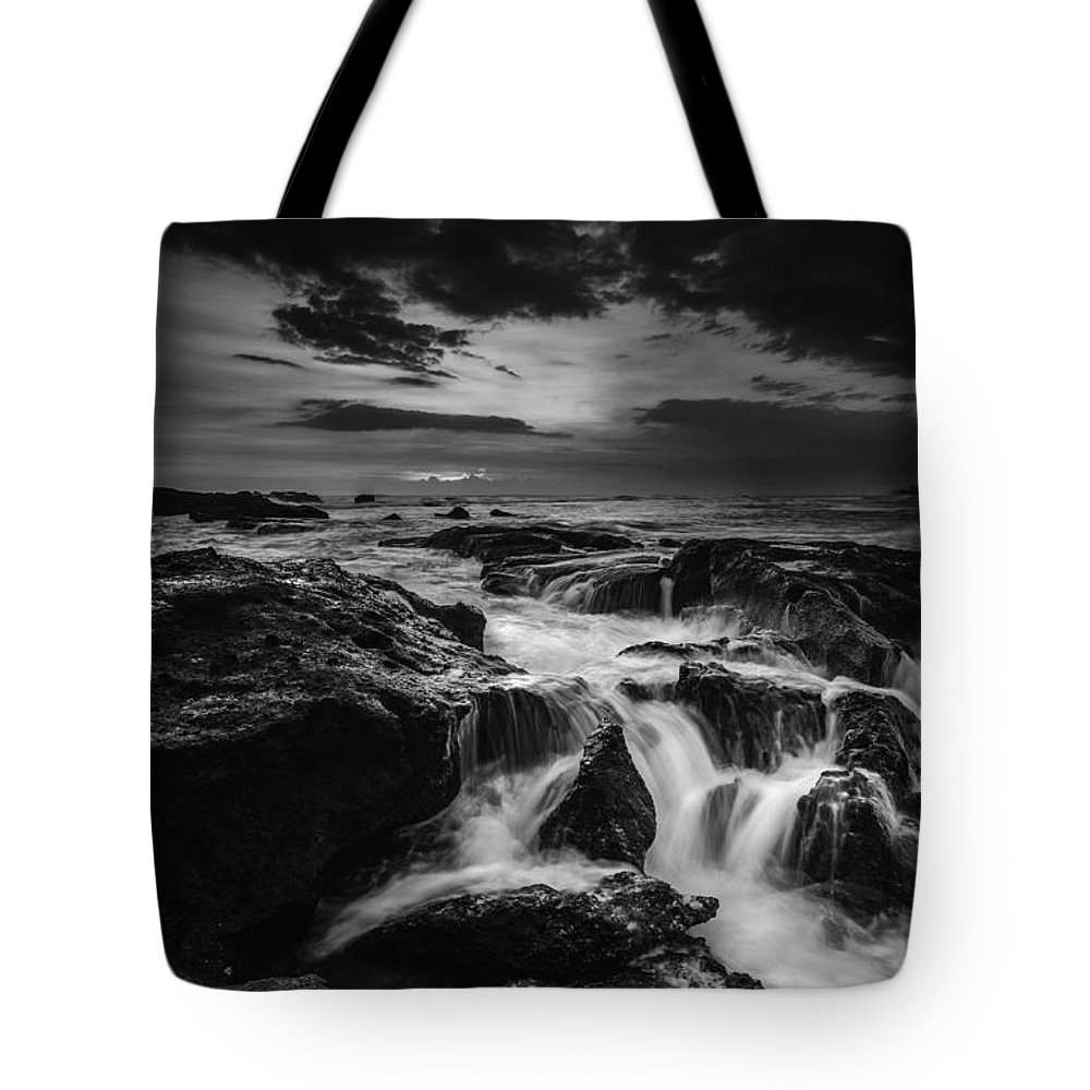 Nature Tote Bag featuring the photograph Uptight by Raung Binaia